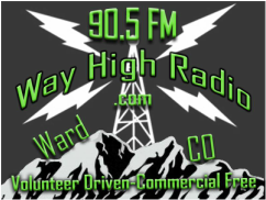 Way High Radio's Logo